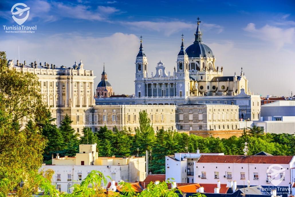voyage BARCELONE & VALENCE , TOLEDO & MADRID