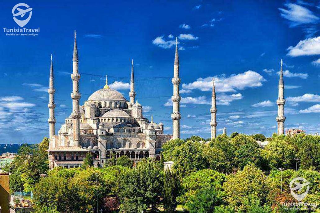 voyage ISTANBUL Vacances d'Hiver 2018